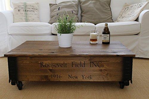 truhe als tisch. Black Bedroom Furniture Sets. Home Design Ideas
