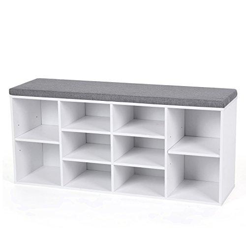 schicke sitztruhe g nstig kaufen. Black Bedroom Furniture Sets. Home Design Ideas
