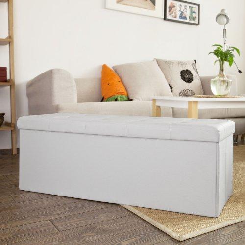 ledertruhe truhe aus leder kaufen. Black Bedroom Furniture Sets. Home Design Ideas