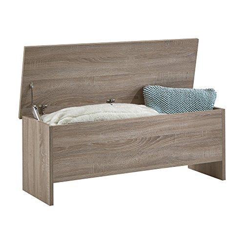 truhe eiche rustikal ge lt oder s gerau. Black Bedroom Furniture Sets. Home Design Ideas