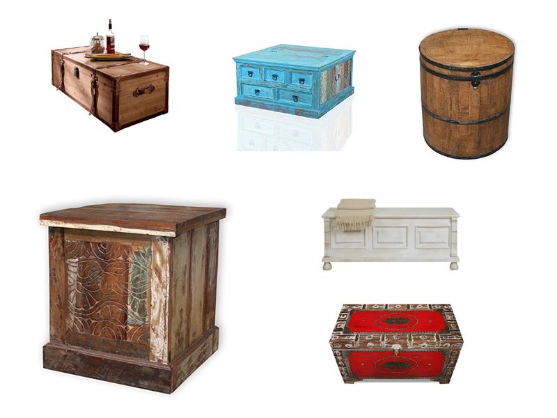sch ne truhe shabby chic. Black Bedroom Furniture Sets. Home Design Ideas